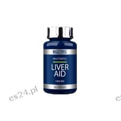 Scitec Liver Aid 80 kaps.