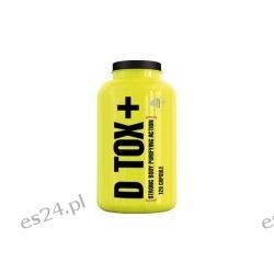 4+ Nutrition - D TOX+ 120caps.