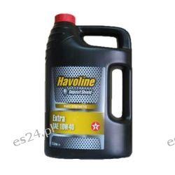 Olej półsyntetyczny TEXACO Havoline Extra 10W40, 5 litrów