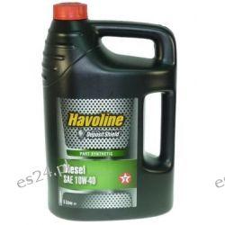 Olej półsyntetyczny TEXACO Havoline Diesel Extra 10W40, 5 litrów