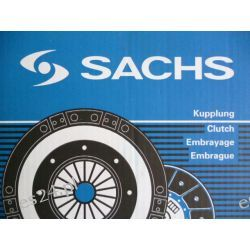 SACHS Sprzęgło Kompletne VW POLO (9N_) 01 - 1.2 SACHS 3000 951 051  3000951051.