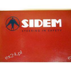 SIDEM 37676 Wahacz Dolny Tylny Lewy Audi A4 A6 A8 VW Passat B5
