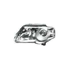 VALEO lampa przednia, reflektor świateł przednich VOLKSWAGEN PASSAT, SDN+KOMBI (B6 (3C)), 01.05- PRAWA