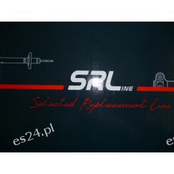 Amortyzator lewy przód gazowy OPEL ASTRA G 98.02 SRL