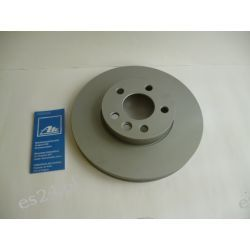 Tarcze hamulcowe Ate 24.0126-0115.1, Przód, Ford Galaxy Seat Alhambra Vw Sharan Transporter / IV
