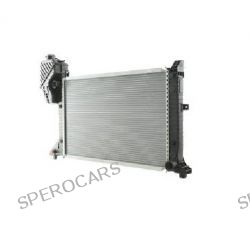 Chłodnica wody NISSENS 62664A: Mercedes-benz Sprinter