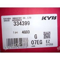 KYB 334399 Amortyzator lexus rx300 4wd (mcu35) 02/03 - przód prawy gaz excel-g kayaba