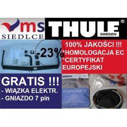 Hak THULE VW PASSAT 1995-2010 + WIĄZKA GRATIS !!!