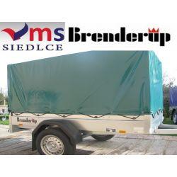 Przyczepka Samochodowa Brenderup 203/116cm Siedlce
