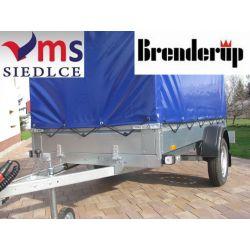 Przyczepka Samochodowa Brenderup 270/128cm Siedlce