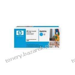 Q6001A Toner HP Cyan do CLJ 1600 / 2600 / 2600N / 2605DN / 2605DTN / CM1015 / CM1017 / CM1015MFP / CM1017MFP na 2000str.