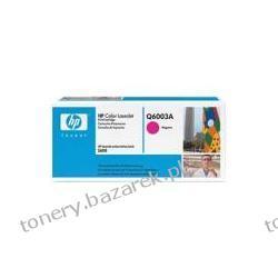 Q6003A Toner HP Magenta  do CLJ 1600 / 2600 / 2600N / 2605DN / 2605DTN / CM1015 / CM1017 / CM1015MFP / CM1017MFP na 2000str.