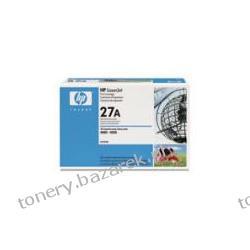 C4127A Toner HP czarny [ 6000 stron, LaserJet 4000 / 4050 ]