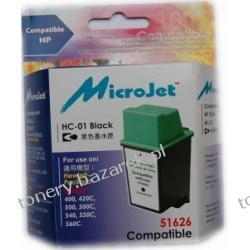 Tusz Microjet 100% NEW czarny  No. 26 ( 51626 40 ml )