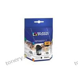 BPH 15 Black Point tusz czarny C6615D 42 ml do HP DJ 840C , 920, 3820