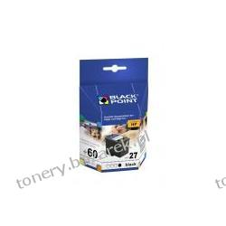 BPH 27 Black Point tusz czarny C8727A 16ml do HP DJ 3320/3325/3420/3425