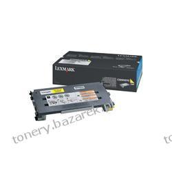 Toner Lexmark yellow 0C500S2YG [1500str | C500/X500/X502]