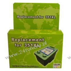 Tusz Microjet 100% NEW kolor  No. 351XL ( CB338E 14 ml ) officejet J5730 / J5740 / J5750 / J5780 / J5785 / J5788 /  J6410 / Photosmart C4205 / C4240 / C4250 / C4270 / C4273 / C4280 / C4283