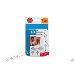 Zestaw Q7954AE HP 57/58 Pro Photo Pack | papier + 2 x tusz | 10x15cm tab | 100ark