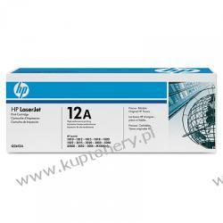 Toner HP czarny Q2612A do  HP LJ 1010 / 1012 / 1015 / 1018 / 1020 / 1022 / 3015 / 3020 / 3030 / 3050 / 3052 / 3055 na 2 tys. 12A