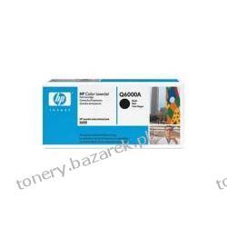 Q6000A Toner HP czarny do CLJ 1600 / 2600 / 2600N / 2605DN / 2605DTN / CM1015 / CM1017 / CM1015MFP / CM1017MFP na 2500str.