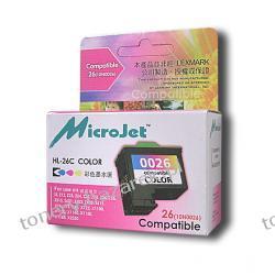 Tusz Microjet 100% NEW kolor  No. 26 ( 10N0026   12 ml)
