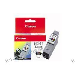 Wkład atramentowy Canon BCI-24C kolor 6882A002  [ i320, S200/S300/S330/MP390 ]