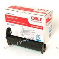 Bęben światłoczuły do OKI C5600 / C5700 cyan 43381707 na 20 tys. str.