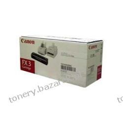 Toner Canon  FX-3 do Canon Seria FAX LASER L-90 / L-200 / L-220 / L-240 / L-250 / L-280 / L-300 / L-350 / L-380 / LC-4000 / LC-4500 / LC-6000 na 2,7 tys.str. FX3