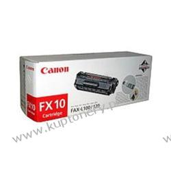 Toner Canon FX-10 do CANON FAX L-100 / L-120 / FAXPHONE 120 / MF-4010 / MF-4690 PL / MF-4660 / MF-4150 na 2 tys.str. 0263B002AA FX10