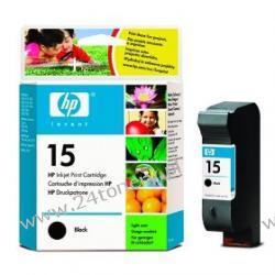 Głowica drukująca HP 15 black C6615NE | 14ml | dj8xx,9xx,38xx,ojv40,psc750/950