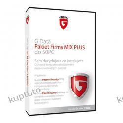 G Data Pakiet Firma MIX Plus 50PC (CS Business + IS Desktop)