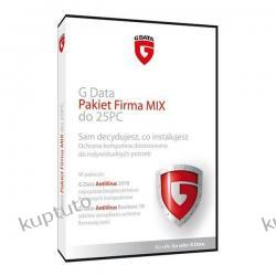 G Data Pakiet Firma MIX 25PC (AV Business + AV Desktop)