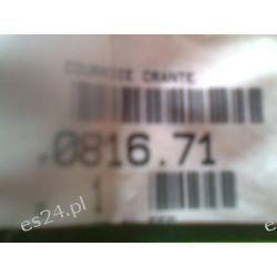 pas rozrządu citroen peugeot 081671