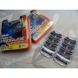 Ostrza Nożyki Wkłady Gillette Proglide Power 8 sztuk