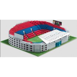 STADION CAMP NOU FC BARCELONA 1258 ELEMENTÓW