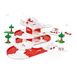Cars 3D Szpital WADER 53330 - #A1