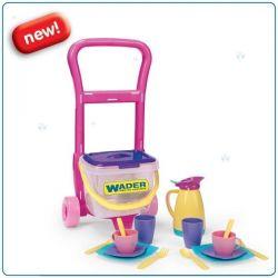 Zestaw Wózek Piknikowy - WADER 10972- #A1