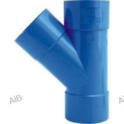 Trójnik 45° PVC odkurzacz centralny Aertecnica (Borysowski)