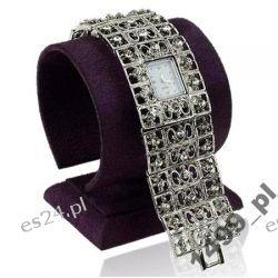 NOWOŚĆ - STYLOWY zegarek damski bransoleta THOBOXS