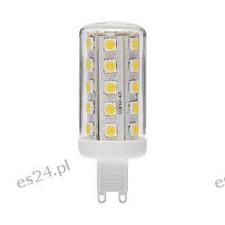 Żarówka  LED SMD 230V G9  ciepła biała 2,5W 200 lm
