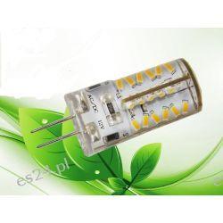 Żarówka  LED SMD  12V G4  ciepła biała  3W