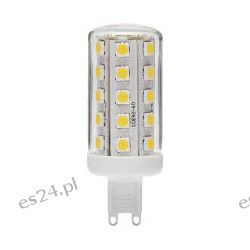 Żarówka  LED SMD 230V G9  ciepła biała 3W 200 lm