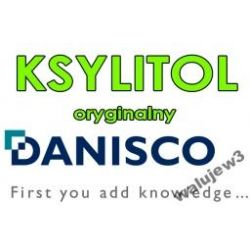 KSYLITOL Oryginalny Finlandia 1kg Certyfikat