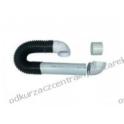 Wąż elastyczny do podłączenia szufelki automatycznej (dł. około 60cm) Pozostałe