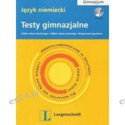Testy gimnazjalne Abschlussprüfung in Deutsch