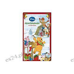 Disney Adventskalender  Wendekalender mit 24 Mini-Büchern