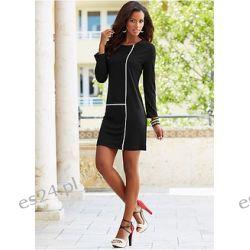Sukienka klasyczna elegancja