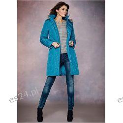 Płaszcz pikowany Stylowo