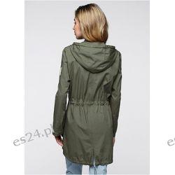 Płaszcz Musisz go mieć! Luźniejszy, prosty płaszcz z kolekcji RAINBOW